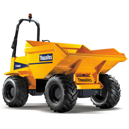 Dumper-hire-london